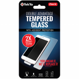 Apple iPhone XR TekYa Double Advantage Screen Protector Tempered Glass