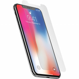Apple iPhone Xs Pelican Interceptor Series Screen Protector - Tempered Glass