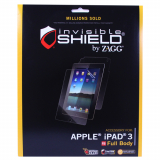 Apple iPad 2/3/4 Zagg invisibleSHIELD Screen Protector - Full Body