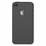 Apple iPhone 4/4s Nitro CARBN Wrap - Graphite