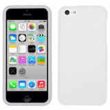 Apple iPhone 5c Snap On Shield - White