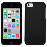 Apple iPhone 5c Snap On Shield - Black