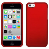 Apple iPhone 5c Snap On Shield - Red