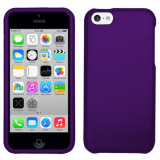 Apple iPhone 5c Snap On Shield - Purple
