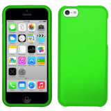 Apple iPhone 5c Snap On Shield - Lime Green