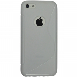 Apple iPhone 5C Cutout TPU Shield - Clear