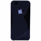 Apple iPhone 5C Cutout TPU Shield - Black