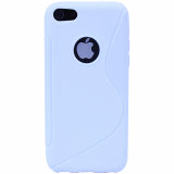 Apple iPhone 5C Cutout TPU Shield - White