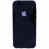 Apple iPhone 5/5s/SE TekYa Cutout TPU Shield - Black