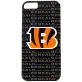 Apple iPhone 5/5s/SE Officially Licensed NFL Shield - Cincinnati Bengals