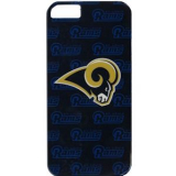 Apple iPhone 5/5s/SE Officially Licensed NFL Shield - St. Louis Rams