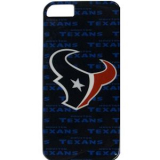 Apple iPhone 5/5s/SE Officially Licensed NFL Shield - Houston Texans