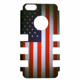 Apple iPhone 5c Rocker Series Snap - American Flag