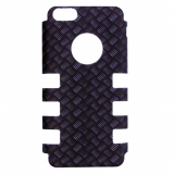 Apple iPhone 5c Rocker Series Snap - Black/Metallic Weave