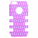 Apple iPhone 5c Rocker Series Snap - Pink Chain Link