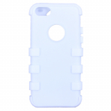Apple iPhone 5c Rocker Series Skin - White