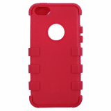 Apple iPhone 5c Rocker Series Skin - Red