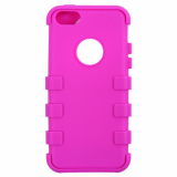 Apple iPhone 5c Rocker Series Skin - Fuchsia