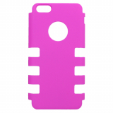 Apple iPhone 5c Rocker Series Snap - Hot Pink