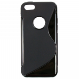 Apple iPhone 5c TekYa Cutout TPU Shield - Black