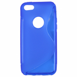 Apple iPhone 5c TekYa Cutout TPU Shield - Blue