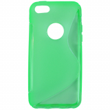 Apple iPhone 5c TekYa Cutout TPU Shield - Lime Green