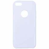 Apple iPhone 5c TekYa Cutout TPU Shield - White