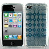 Apple iPhone 4/4s TPU Shield - Clear