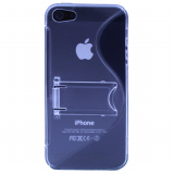 Apple iPhone 5/5s/SE TPU Shield - Smoke