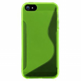 Apple iPhone 5/5s/SE TPU Shield - Lime Green