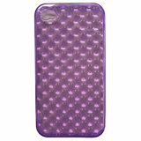 Apple iPhone 4/4s TPU Shield - Purple