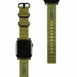 Apple Watch Band 44/42 Urban Armor Gear Nato Series - Olive Drab