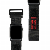 Apple Watch Band 44/42 Urban Armor Gear (UAG) Active Series - Black