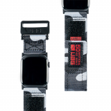 Apple Watch Band 44/42 Urban Armor Gear (UAG) Active Series - Midnight Camo