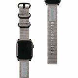 Apple Watch Band 40/38 Urban Armor Gear (UAG) Nato Series - Grey