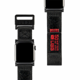 Apple Watch Band 40/38 Urban Armor Gear (UAG) Active Series - Black