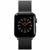 **NEW**Apple Watch Band 42/44 Laut Steel Loop Series - Black