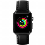 **NEW**Apple Watch Band 42/44 Laut Oxford Series - Noir