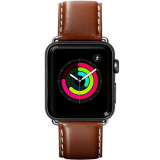 **NEW**Apple Watch Band 42/44 Laut Oxford Series- Tobacco