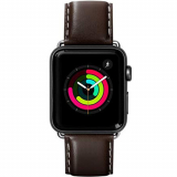 **NEW**Apple Watch Band 42/44 Laut Oxford Series - Espresso