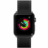 Apple Watch Band 42/44 Laut Safari Series - Black