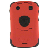 Blackberry Bold/9930 Trident Aegis Series Case - Red