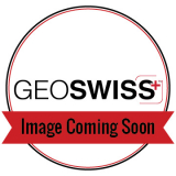 **PREORDER**GeoSwiss Mini Armored USB-C to USB-A 4 inch Data/Sync/Charge Cable - Gunmetal