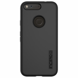 Google Pixel Incipio DualPro Series Case - Black/Black