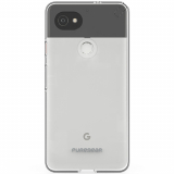 Google Pixel 2 XL PureGear Slim Shell Case - Clear