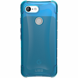 Google Pixel 3 Urban Armor Gear Plyo Case (UAG) - Glacier (Transparent Blue)