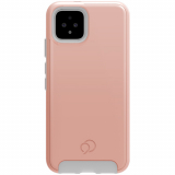 Google Pixel 4 XL Nimbus 9 Cirrus 2 Series Case - Rose Clear