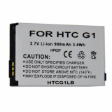 HTC G1 Hero 3.7V L-Ion 1100 mAh Standard Replacement Battery