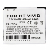 HTC Vivid Standard Replacement Battery