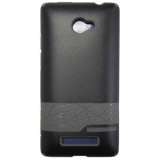 HTC 8X Diamond Brushed Body Glove Case - Black